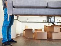 Moving day - stress-free tips for parents