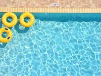The pros and cons of a pool