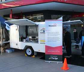 Laing + Simmons Hornsby proudly sponsor the Hornsby Shire Council Community BBQ Trailer
