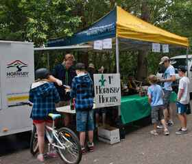 1st Hornsby Heights Scouts & Sydney North Off Road Cyclists fund raiser