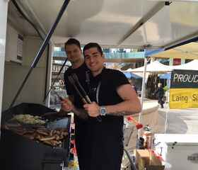 PCYC Fundraising Barbecue
